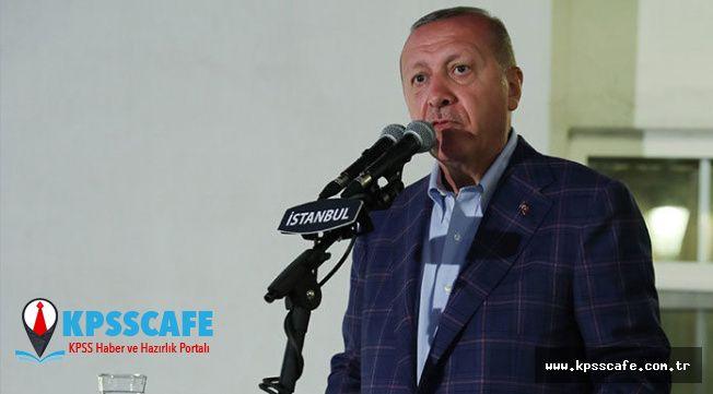 Erdoğan'dan İmamoğlu açıklaması: Cezası belli bir süreyi aşarsa başkanlığı düşecektir