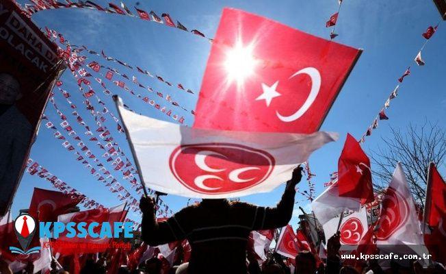 İstanbul'da 41 bin 500 MHP'li sandık başında görev yapacak