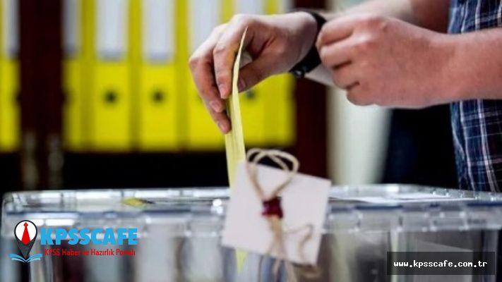 İstanbul'da oy verme işlemi sona erdi ! Sandıklar kapatıldı