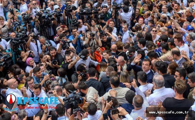 YSK Başkanı İstanbul Seçimi Oy Oranlarını Açıkladı!