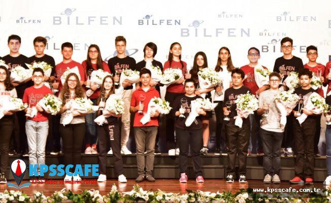 Bilfen Okulları'ndan 26 öğrenci LGS birincisi oldu