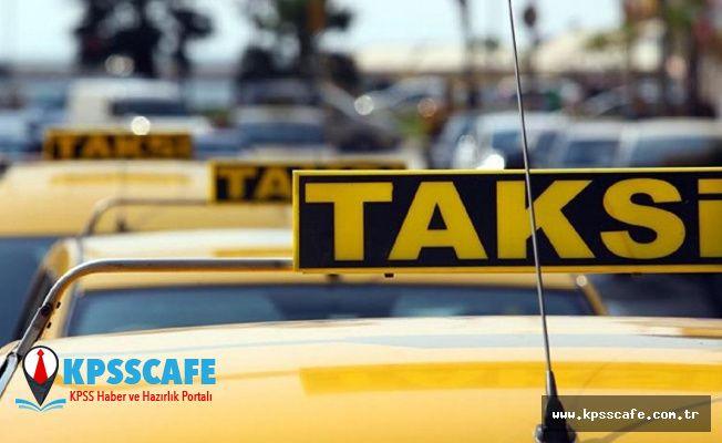Taksiciler fiyat artışına hazırlanıyor