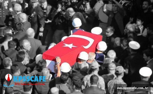 Hakkari'den Acı Haber: 1 Askerimiz Şehit!