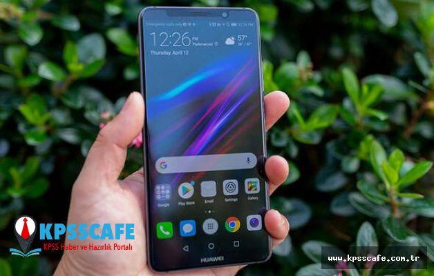 Huawei telefon sahipleri bu habere dikkat!