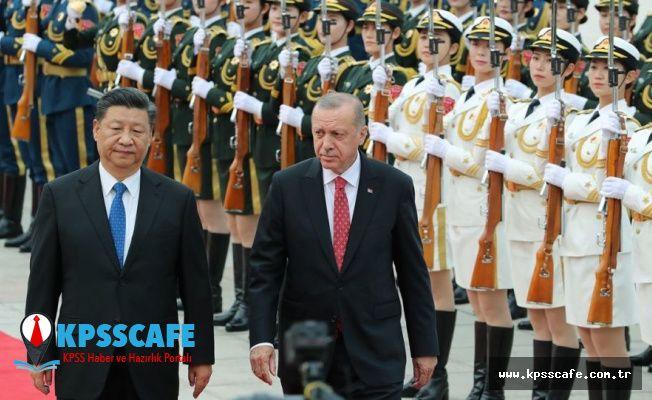 Çin medyası: Erdoğan 'Sincanlılar mutlu' dedi