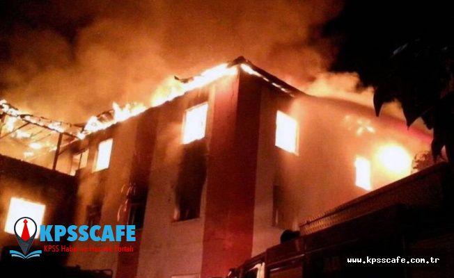 Adana'da 12 kişinin öldüğü yurt yangını davasında karar