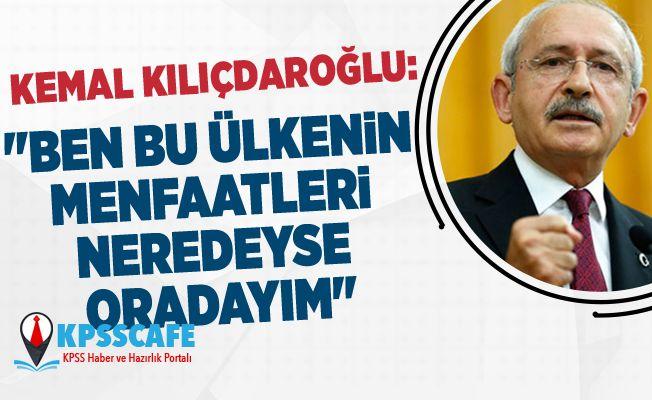 Kemal Kılıçdaroğlu: SETA bir düşünce değil iktidarın şakşakçılığını yapan bir kuruluştur
