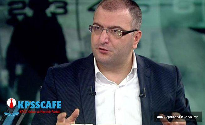 Cem Küçük, Ali Babacan'ın partisinin alacağı oy oranını açıkladı