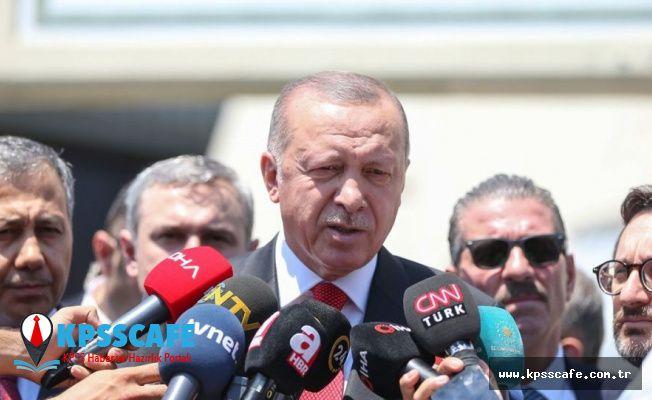 Erdoğan, eski HDP milletvekili Fırat'ı hastanede ziyaret etti