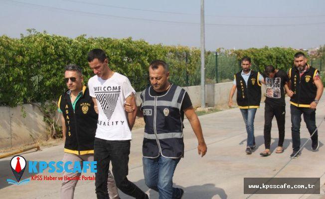 Adana'da 4 milyon 795 bin euro'luk vurgunun iki firarisi daha yakalandı