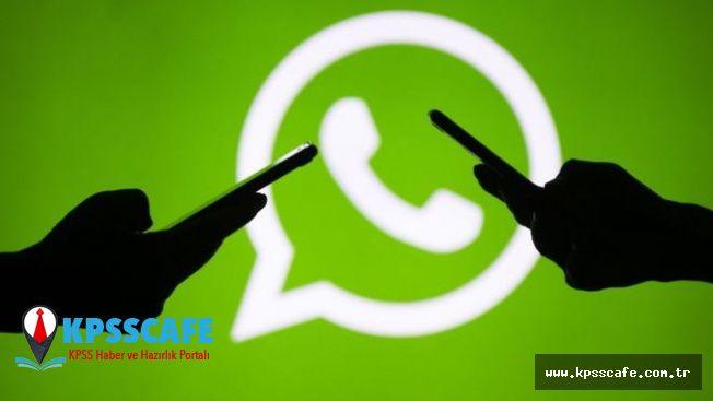 WhatsApp'da Yeni dönem Başlıyor!