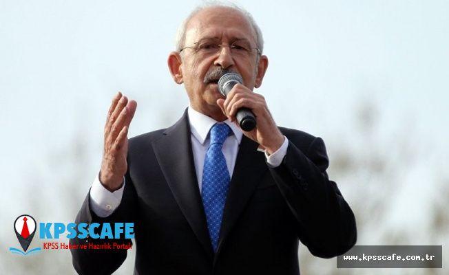 Kılıçdaroğlu: Ateş çemberindeyiz, S-400'ler gereklidir, Türkiye'nin ABD'nin yaptırımına maruz kalması kabul edilemez