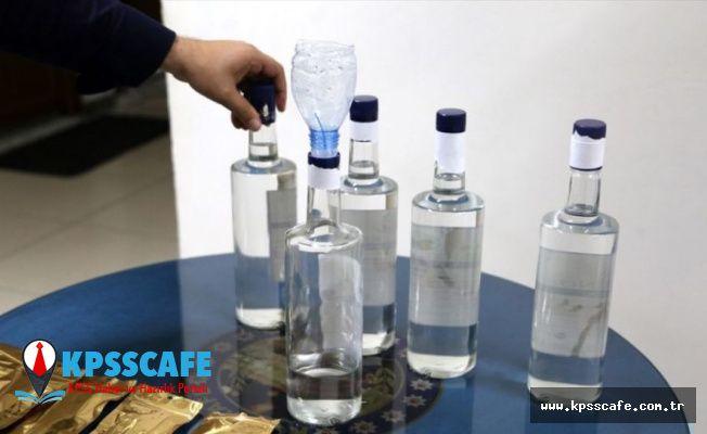Mersin'de metil alkol şüphesi: 1 ölü