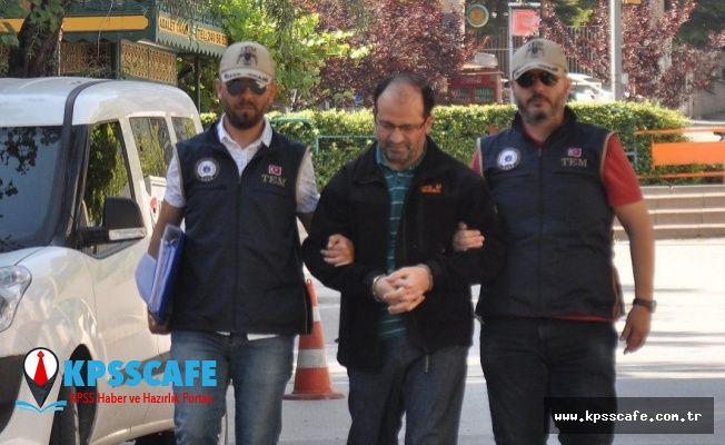 FETÖ'nün 'altın çocuğu'na hapis cezası