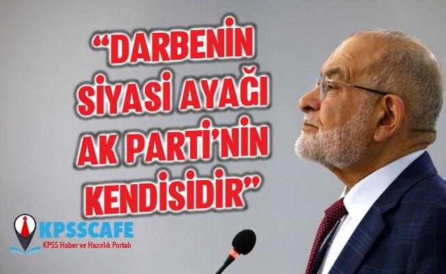 Karamollaoğlu'ndan olay yaratacak FETÖ ve AK Parti açıklaması !