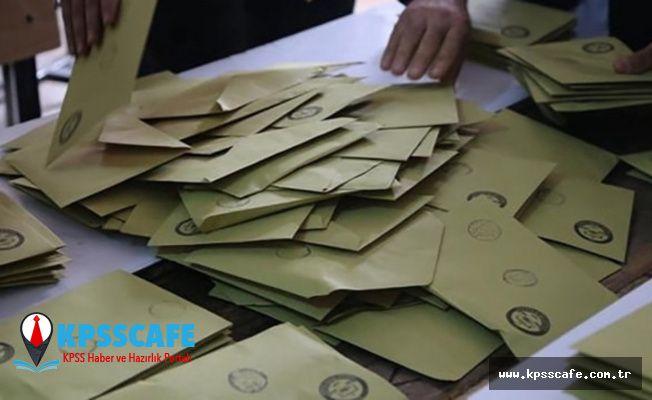İptal edilen seçimi AK Partili aday kazandı