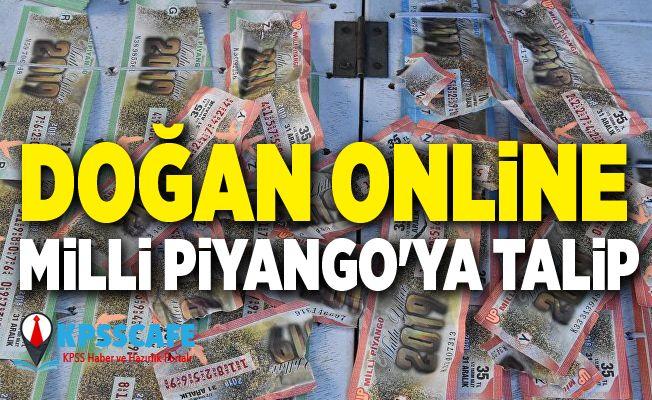 Doğan Online Milli Piyango'ya talip