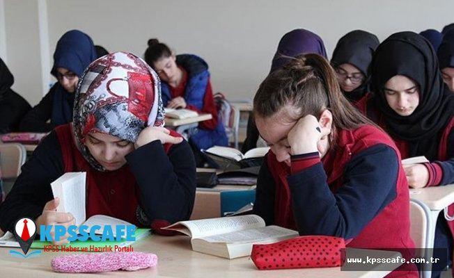 Taştan: İmam hatip ortaokulu öğrencileri de ilk sırada imam hatip liselerini tercih etmiyor