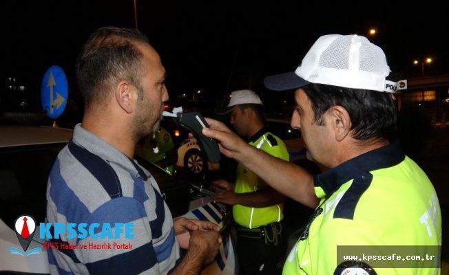 Alkollü sürücüden polise tepki: Eğer bir milletvekili alkollü olsaydı ne yapardınız acaba?
