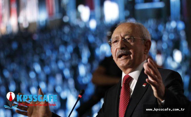 Kılıçdaroğlu: Erken seçim çağrısı yapmayacağız, iktidara zaman tanımak lazım