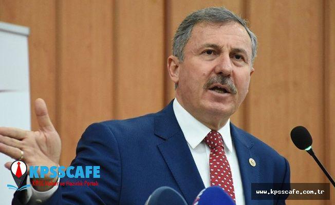 Selçuk Özdağ: AK Parti dini bir kurum değildir ki oradan ayrılan hain olsun