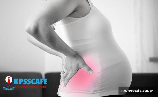 Gebelikte sırt ağrısı ve 7 çözüm önerisi