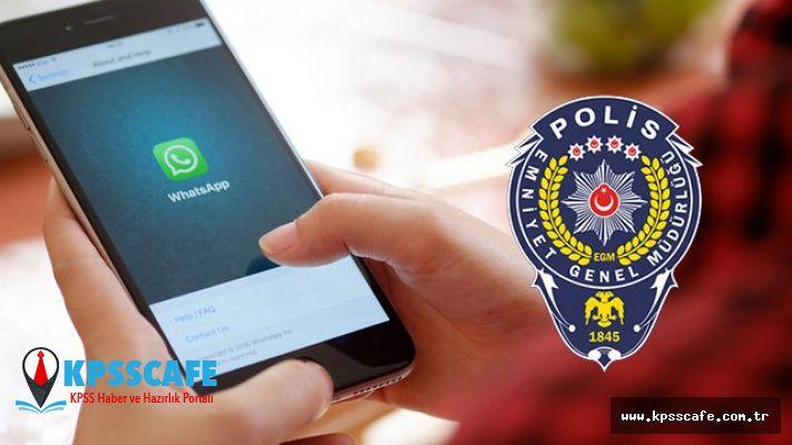 Polislerin Tayin Sebebi Whatsapp mı?