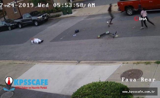 Caniliğin böylesi! Müslüman adamı sokak ortasında döverek öldürdüler