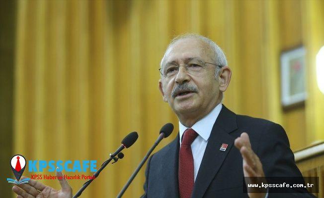 Kemal Kılıçdaroğlu: Havuz medyasının bizim başkanların bu tutumlarını haber yapmalarından çok memnunuz