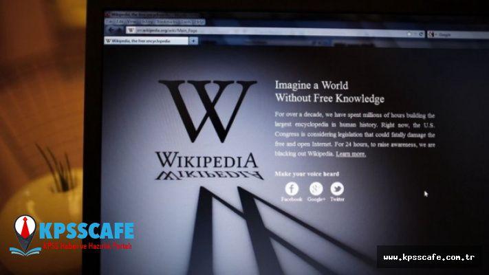 Yıllardır kapalı... Bakanlık'tan Wikipedia şartı!