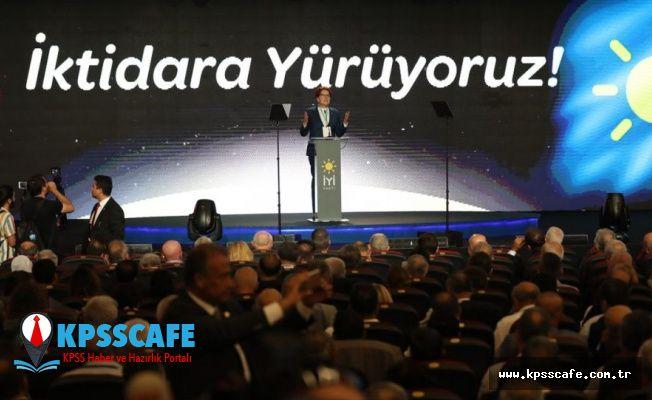 Akşener 'İYİ Parti 2 yılda 4 kurultay yaptı' eleştirisine yanıt verdi: Tanıştırayım bunun adı demokrasi