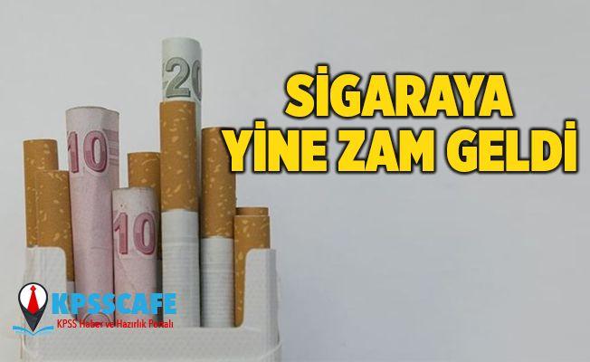 Diğer Markalarda Sigaraya Zam Yaptı! İşte Yeni Fiyatlar!