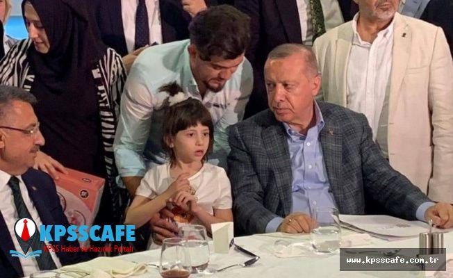 Erdoğan: Zeynep kızımızın yaşaması için ne gerekiyorsa yapın, ilaçlarını hemen temin edin