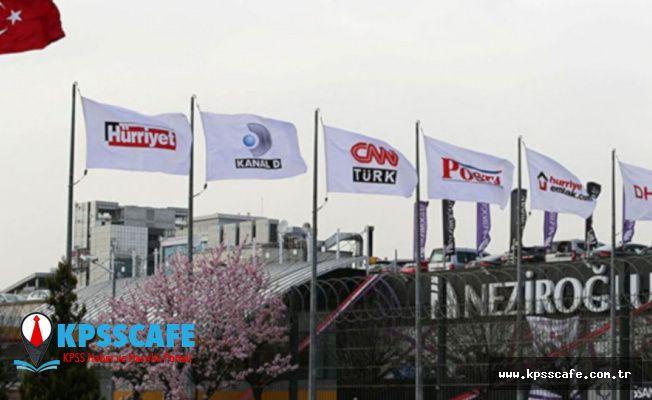 'CNN Türk ve DHA'nın genel müdürleri görevden alındı'