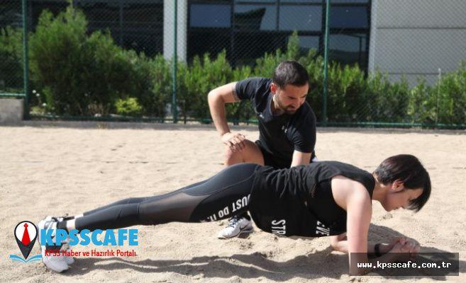 Plajda fit görünmek için 5 küçük hareket