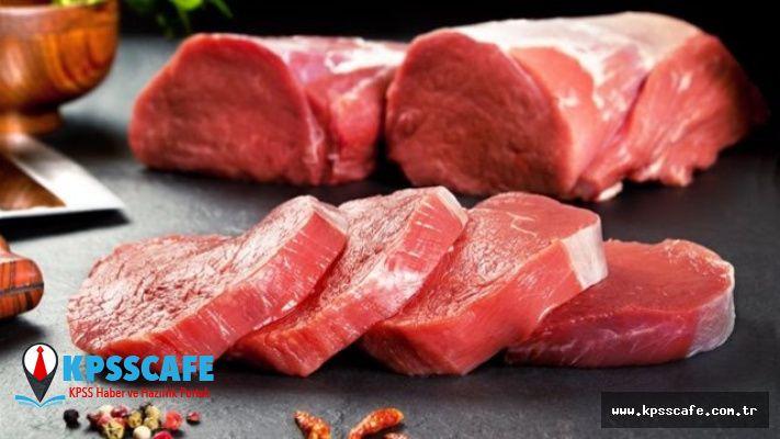 Kırmızı et fiyatlarına büyük zam geliyor