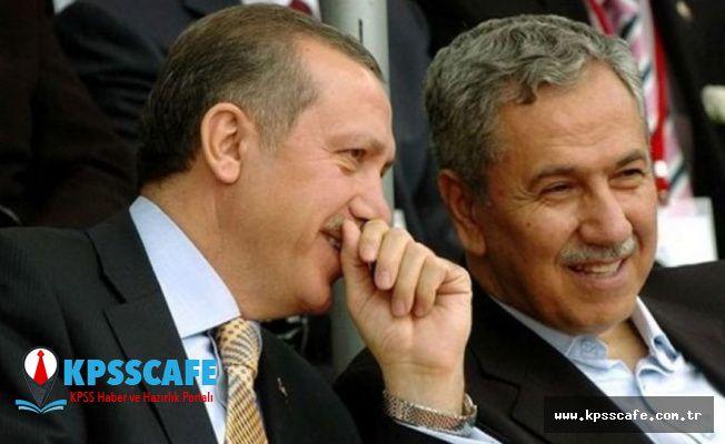 Bülent Arınç: AK Parti'yi büyütürken nice badireler atlattık