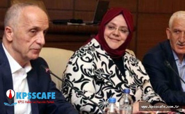 Türk İş Başkanı Atalay'dan savunma: Kapattığım konu taşeron işçilerle ilgiliydi