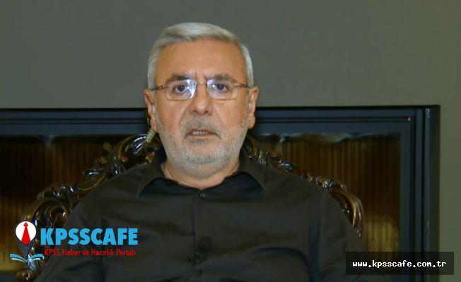 Ak Partili Mehmet Metiner: AK Parti ömrünü tamamladı
