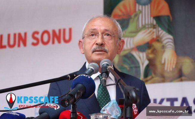 Kemal Kılıçdaroğlu: Açlık ve kıtlık yaşanan bölgelerin büyük bölümünü İslam ülkeleri oluşturuyor