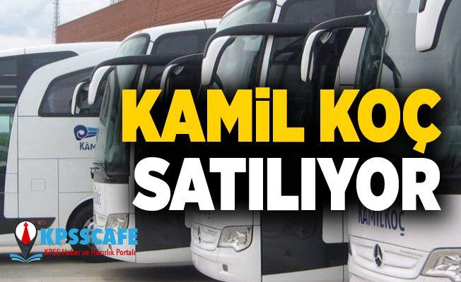 Kamil Koç satılıyor!