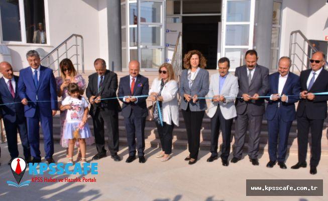 Yaşar Eğitim ve Kültür Vakfı Mesleki ve Teknik Anadolu Lisesi Eskişehir'de Açıldı