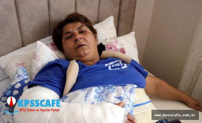 Kayınbiraderinin baltalı saldırısında yaralanan kadın evine gidemiyor: 'Sonum Emine Bulut gibi olacak'