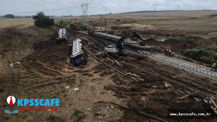 25 Kişinin Öldüğü 317 Kişinin Yaralandığı Tren faciasında ihmal 416 gün sonra ortaya çıktı