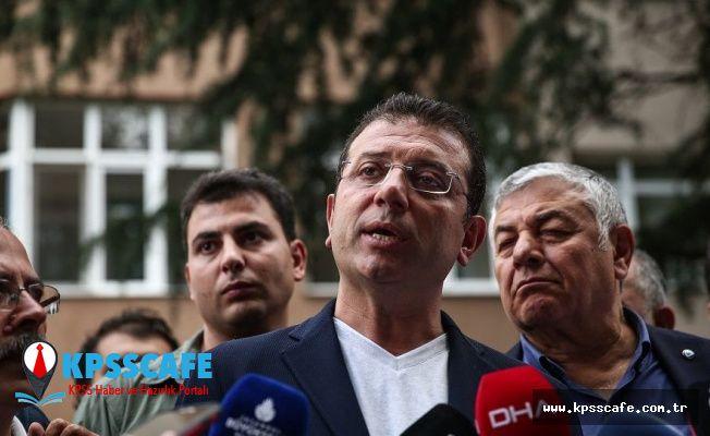 İmamoğlu: 24 saat ulaşımı 30 Ağustos'ta İstanbul'da başlatacağız