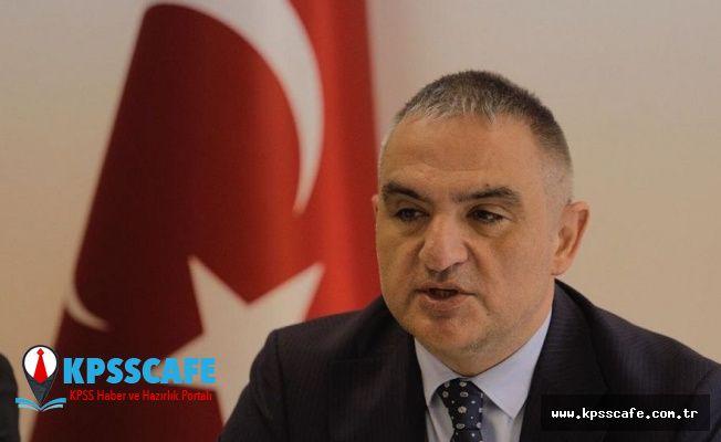 Kültür Turizm Bakanı Ersoy: 437 vakıftaki 203 yöneticiye dava açıldı