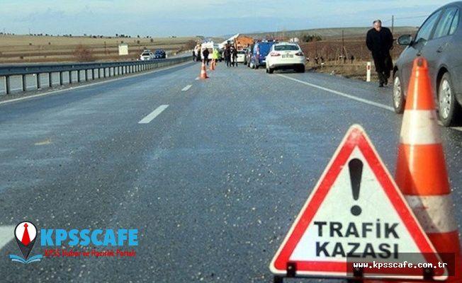 Antalya'da tur otobüsü şarampole devrildi: 25 yaralı