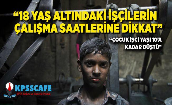 CHP'li Gürer'den çocuk işçiliğine karşı Kanun Teklifi!