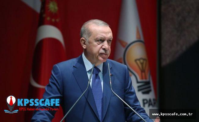 Erdoğan Ak Parti'ye Üye Olan Kişi Sayısını Açıkladı!