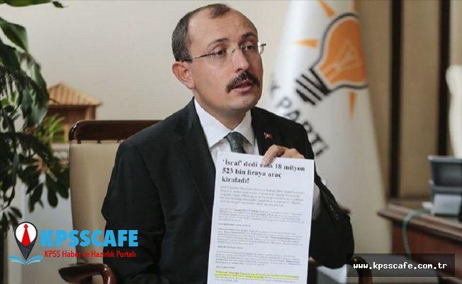 AK Parti'den Yenikapı açıklaması: Makam araçlarını görmek istiyoruz, 'Şovumu yaptım, tekrar götürüp belediyenin hizmetlerinde kullanayım' demek yok